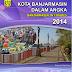 Banjarmasin Dalam Angka Tahun 2014
