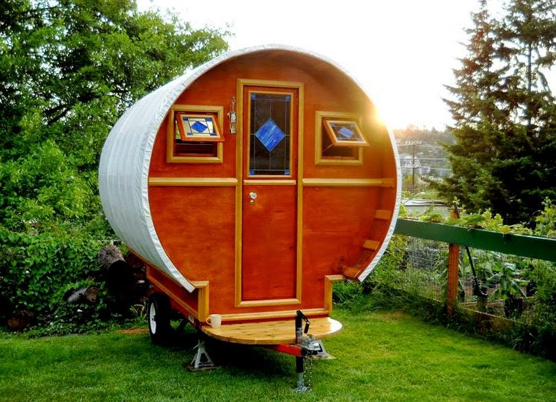 The flying tortoise gypsy wagons tiny colourful bohemian Tiny little houses on wheels