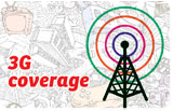 airtel 3G Coverage Sylhet