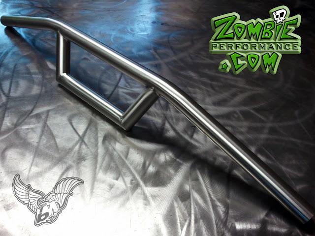 burrito handlebars   zombie performance