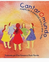 CD Cantar o Mundo + frete Brasil R$40,00