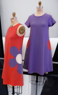 Lisa Perry Daisy and A-Line circle pocket dresses.