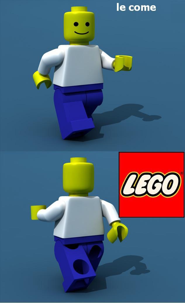 Le Come - Lego