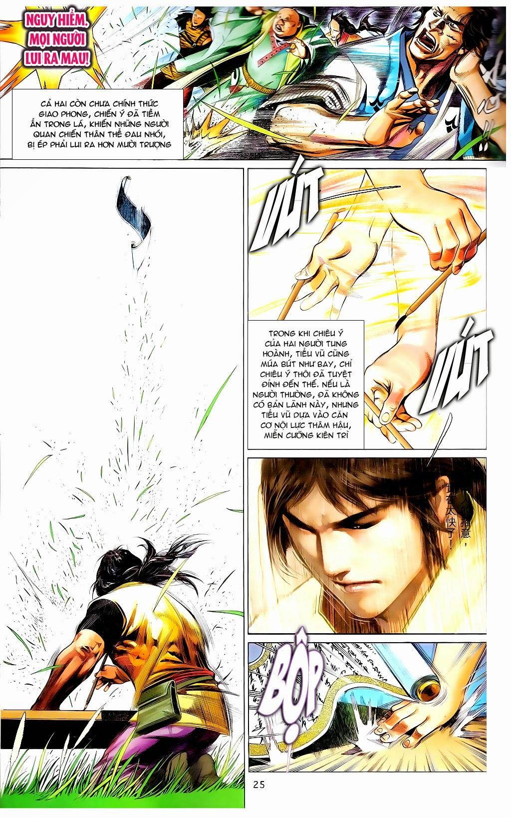 Phong Vân Chap 665 - Trang 24