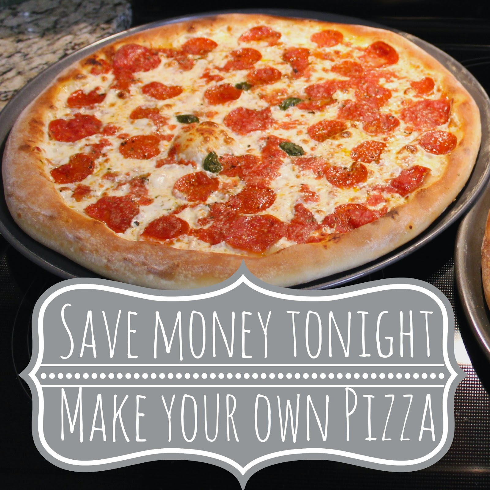 SAVE MONEY ON PIZZA
