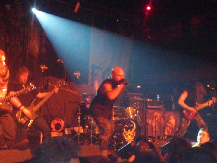 Demon Hunter - Extremist (Deluxe Edition) 2014 live performance on stage