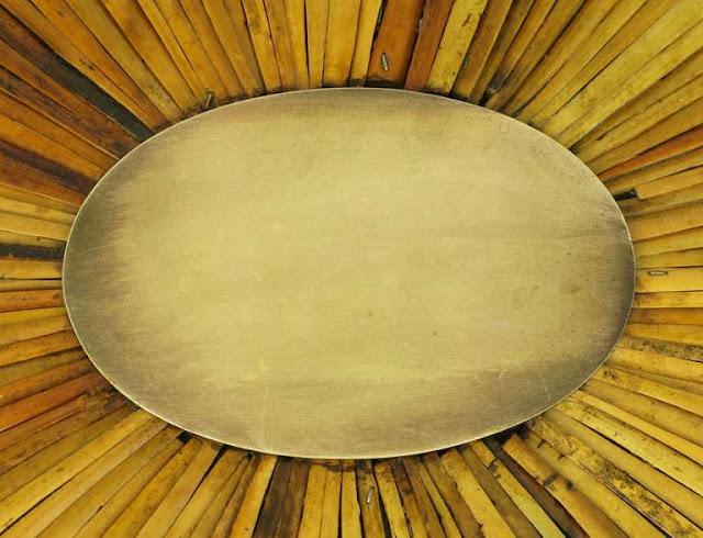 Bamboo Oval Tray6