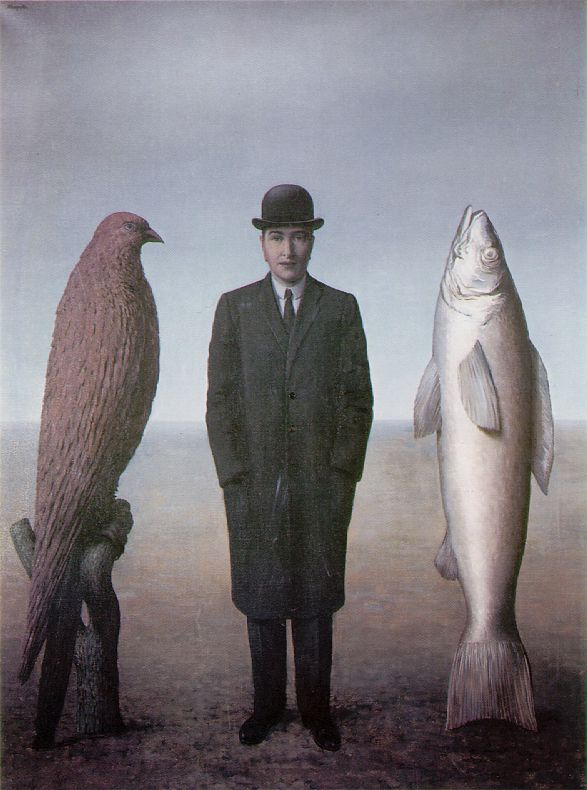 just another music lover rene magritte surrealism
