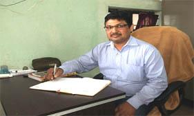 Director - Mr. Raman Jha