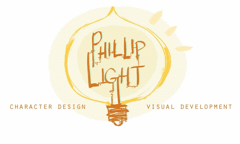 The Art of Phillip Light