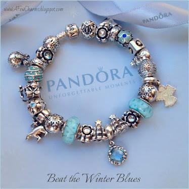 Beat the Winter Blues bracelet