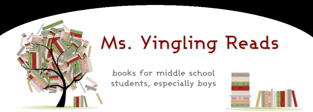 Ms. Yingling Reads
