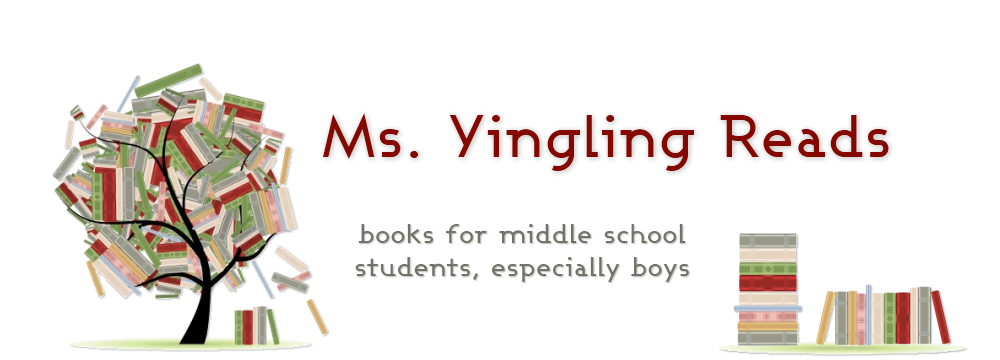 Ms. Yingling Reads