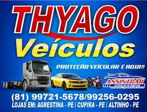 PROTEJA SEU VEÍCULO COM THYAGO VEÍCULOS!