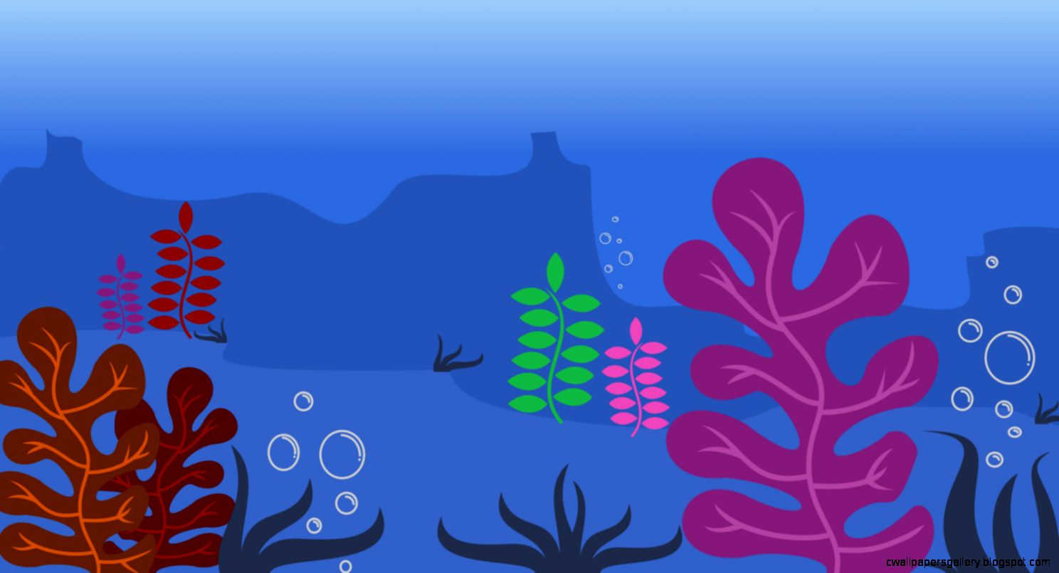 Ocean Floor BackGround by EvilFrenzy on DeviantArt