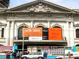 Teatro 25 de Mayo, Villa Urquiza