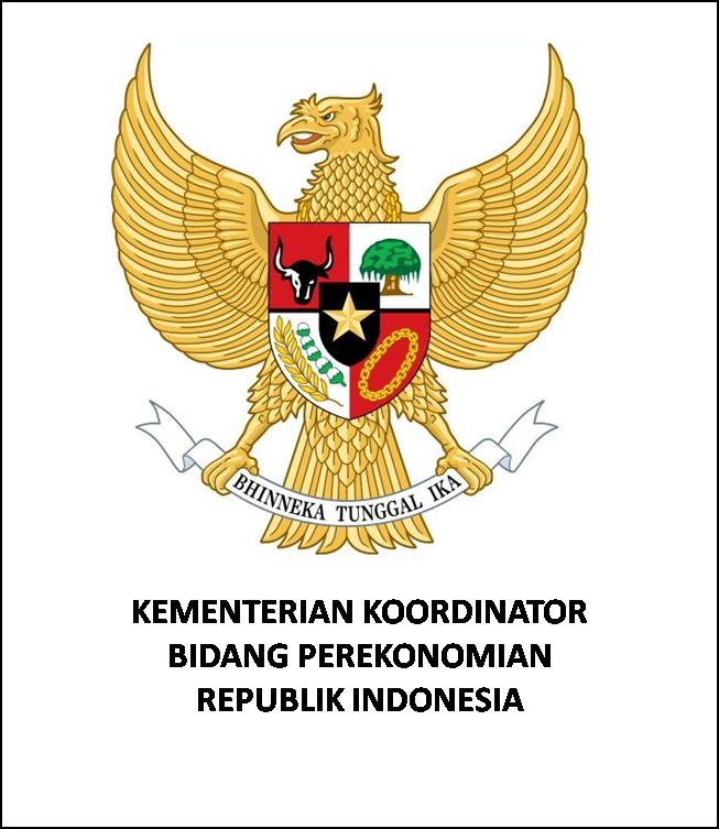 Logo Kementerian Koordinator Bidang Perekonomian Indonesia [Kemenko Perekonomian]