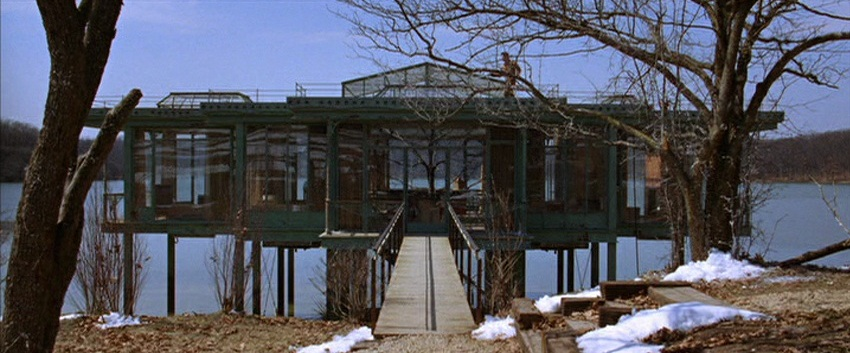 Filming locations of chicago and los angeles the lake house for The lake housse