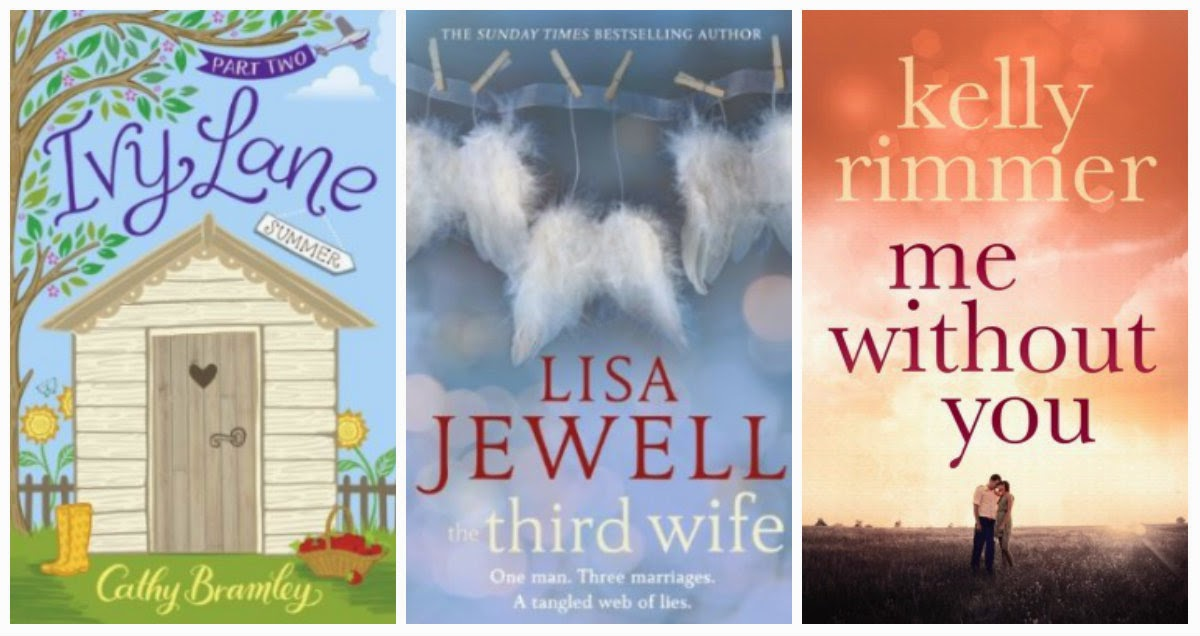 Love The Little Things Week 28 - Books I've Read