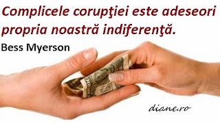 Corupţia în citate, aforisme, maxime