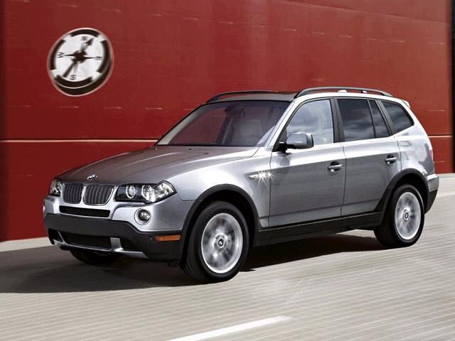 2011 bmw x3 review vivid car. Black Bedroom Furniture Sets. Home Design Ideas