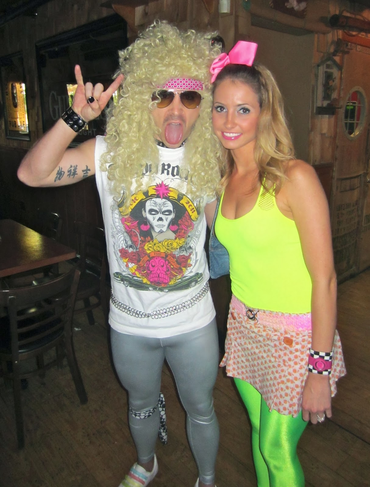 Totally Radical 80's Costume Party!   The Best of Halloween ...