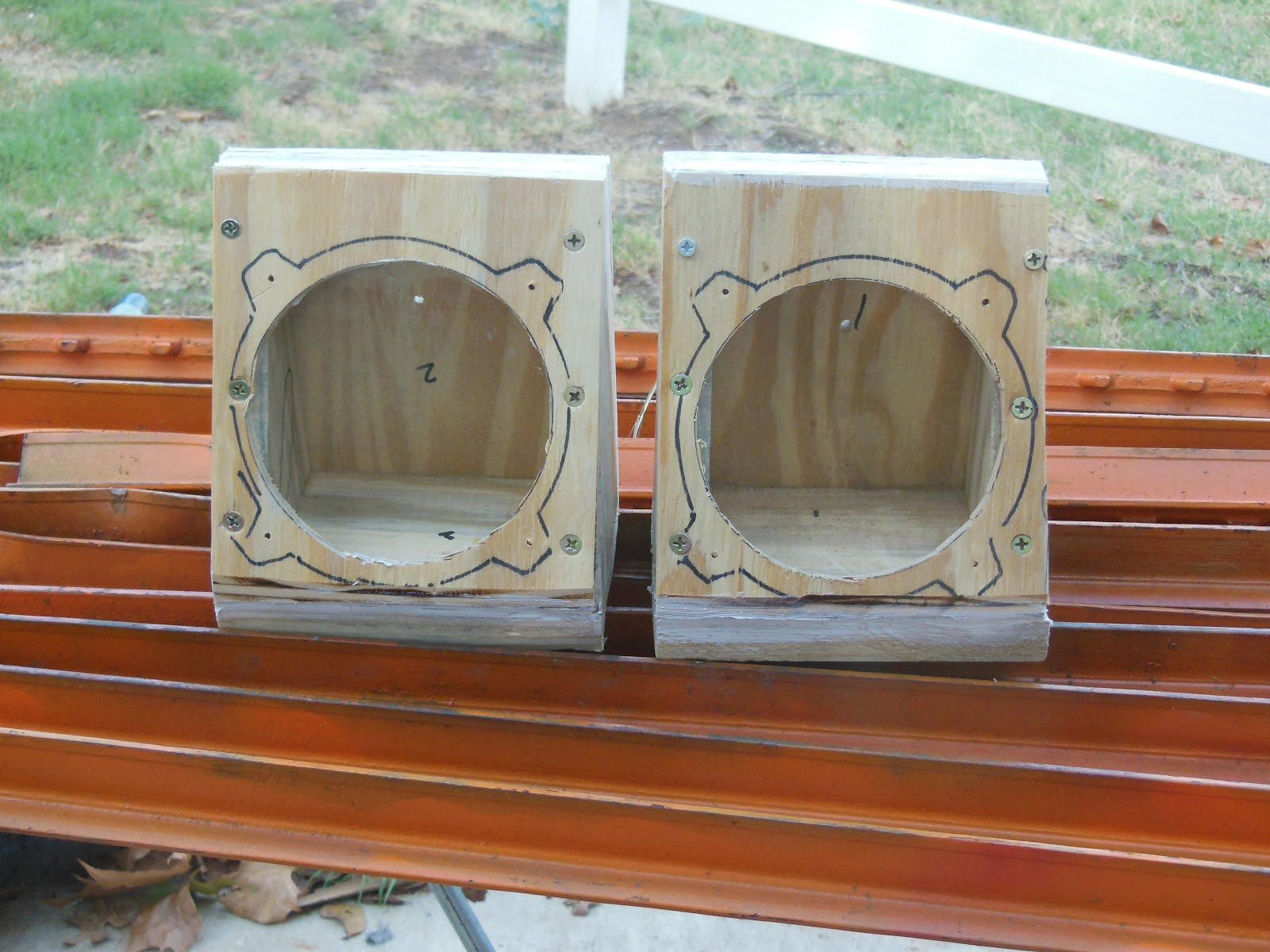 Speaker boxes for boats images for Boat mailbox