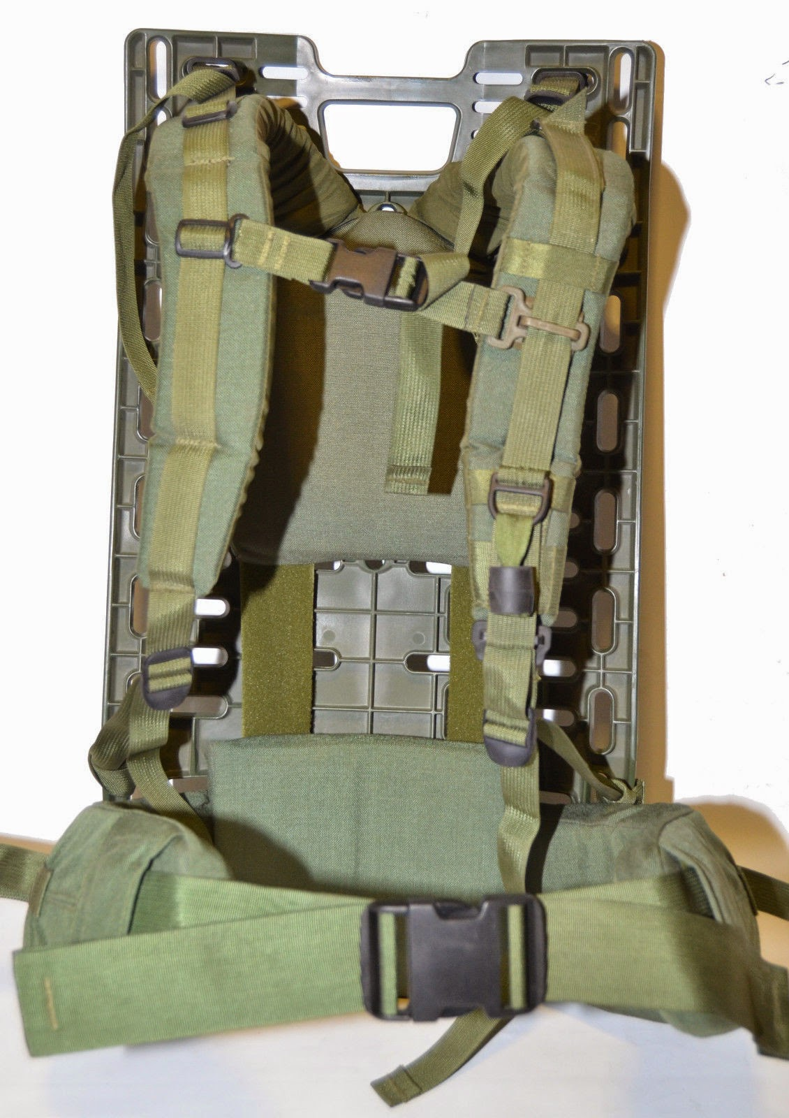high density plastic very hard to break super strong very similar to the us army rucksack frames measures 255 x 1425 x 12 - Military Rucksack With Frame