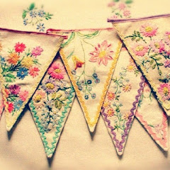 Bunting Beauty