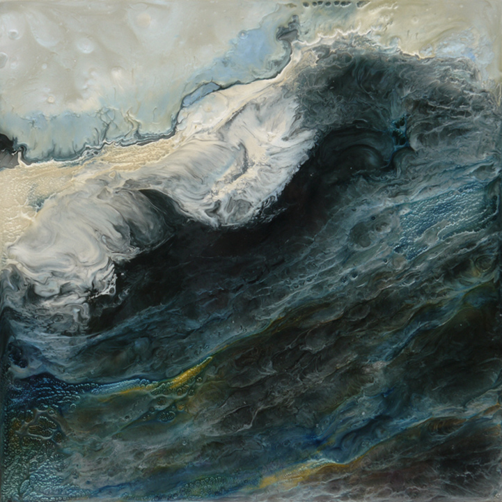 A pintura de Lia Melia