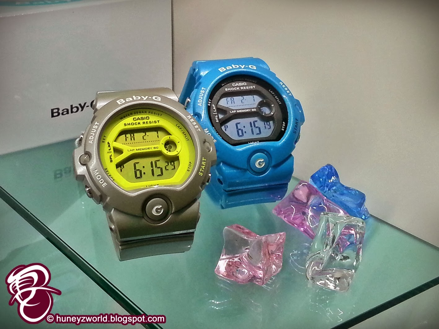 Casio G Factory Ladies Concept Store Is Now At 313somerset Huney Baby Bg 6903 8 Abu My Favourite Has Got To Be The Guess Im Attracted By Vibrant Colours And Also Sporty Feel Thats So Versatile With Every Kind Of
