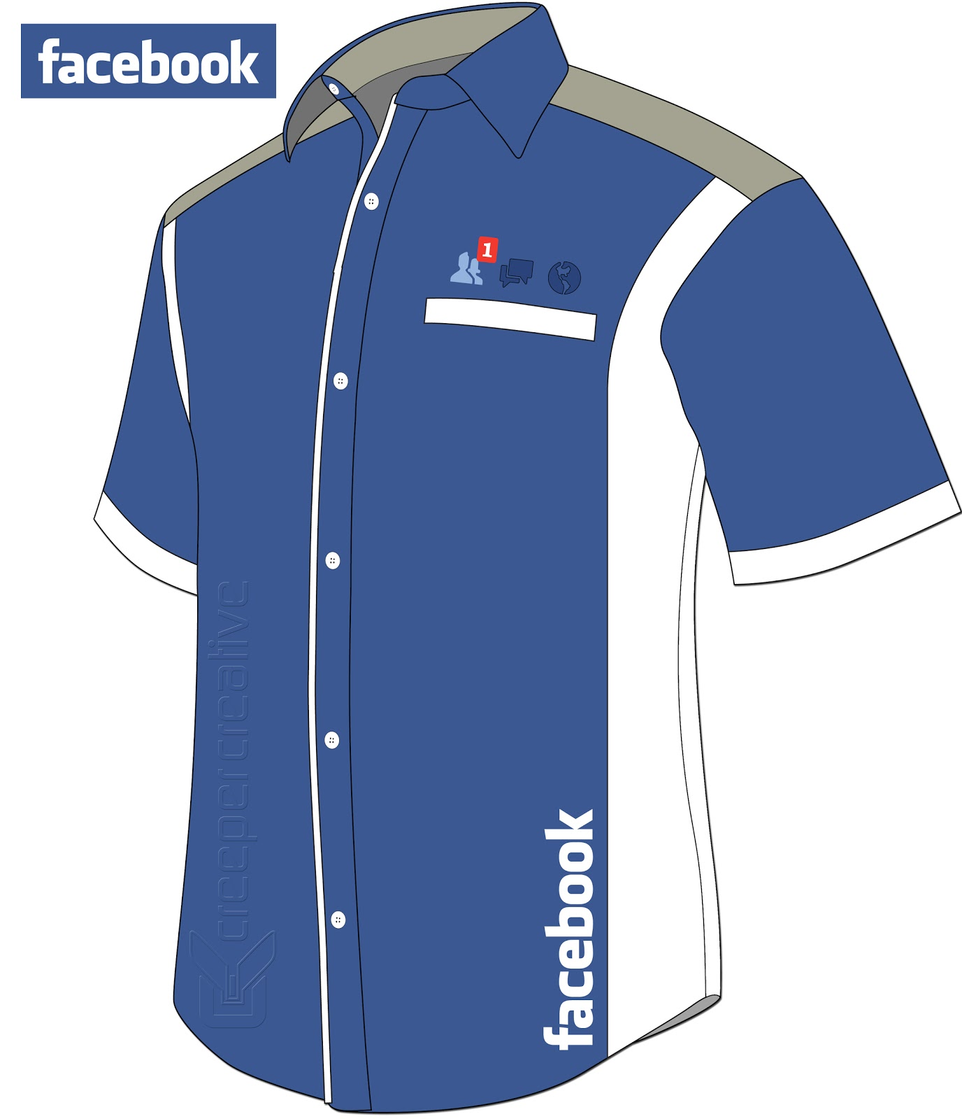 F1 shirt social network corporate shirts for Corporate shirts with logo