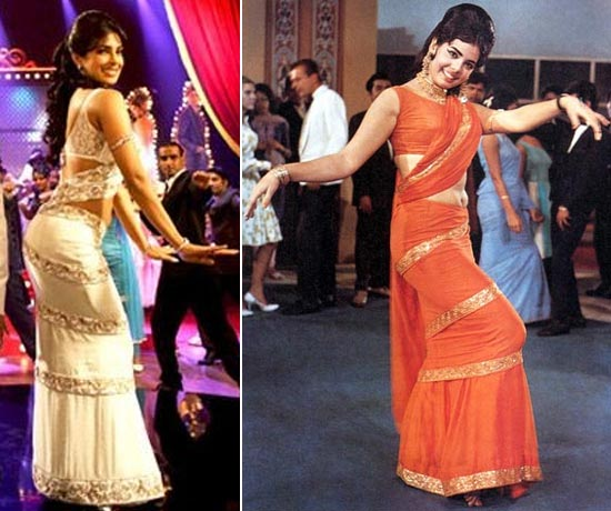 Priyanka copying mumtaz - New heroines posing as old ones