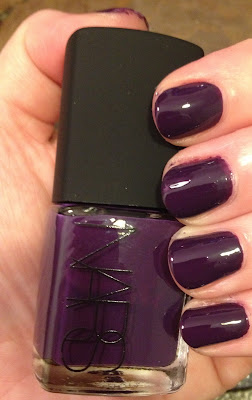 NARS, NARS Fall 2013 Color Collection, NARS nail polish, NARS Fall 2013 nail polish, NARS Fury nail polish, NARS Galathee nail polish, nail, nails, nail polish, polish, lacquer, nail lacquer, varnish, nail varnish