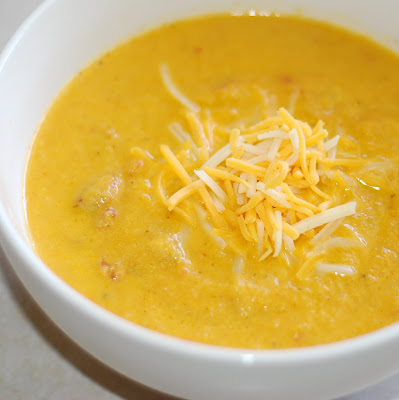 Updates from the Copper State: Spicy Summer Squash Soup