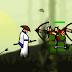 لعبة قتال الساموراي