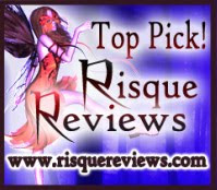 Top Pick AWard Winner- Risque Reviews