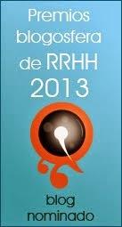 Premios Blogosfera RH