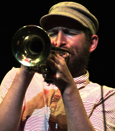Matthew Halsall & Gondwana Orchestra @ Montreal Jazz Fest, Thursday, 6pm