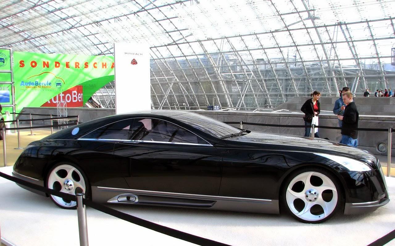 maybach exelero صور سيارات: مايباخ إكسيليرو