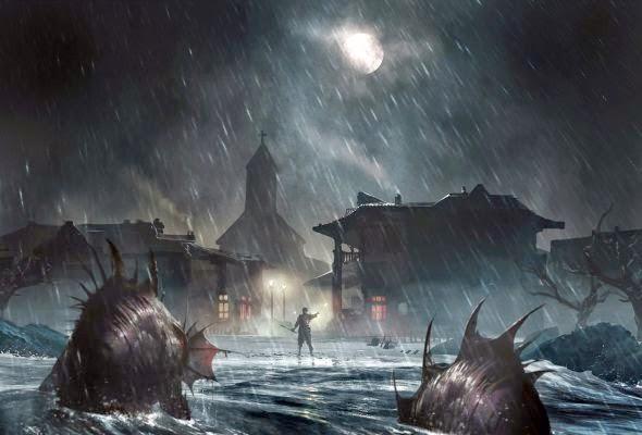 Alejandro Mirabal ilustrações fantasia ficção científica games