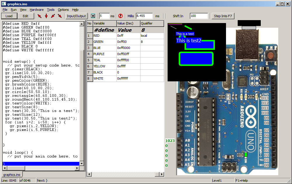 Arduino simulator for pc free download