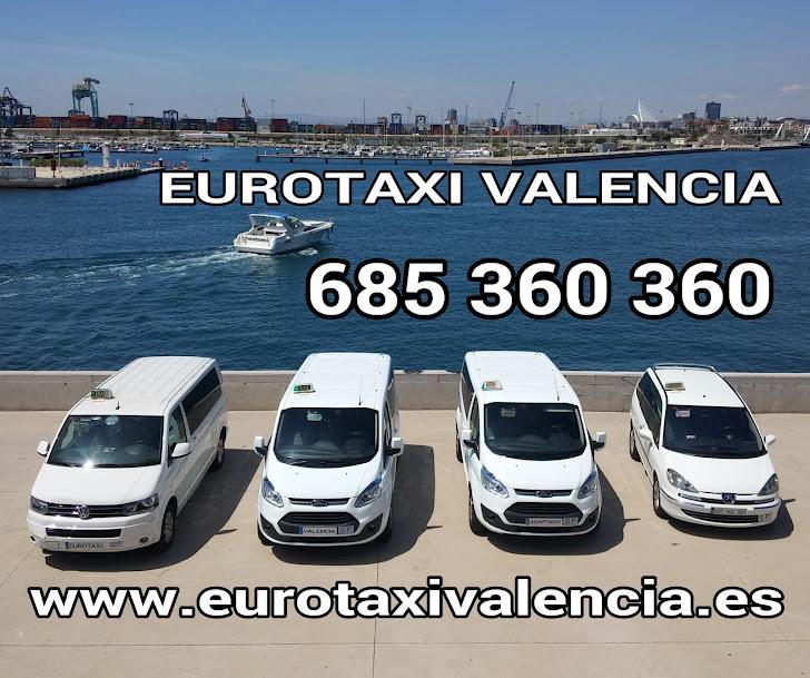 Taxi adaptado Valencia