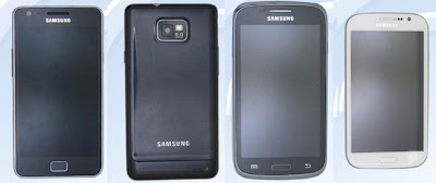 Samsung Galaxy S2 Plus, Grand Duos