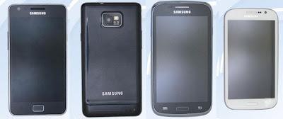 Samsung Galaxy S2 Plus, Grand Duos