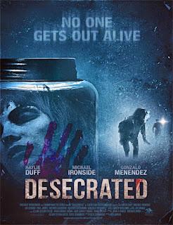 Desecrated (2015) [Vose]