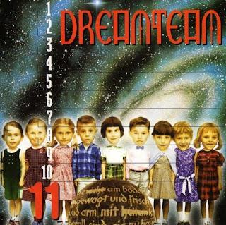 Dreamteam - Dance Megamix 11 (1996)