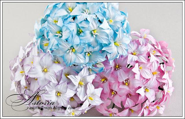 МК цветы