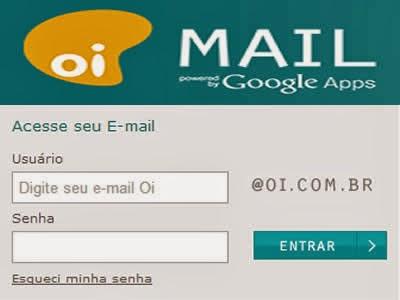 Oi Mail Login - www.oi.com.br - Criar Email Oi Gratis