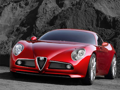 Alfa Romeo Beautiful Car